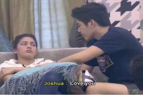 Joshua Garcia Expressed His Feelings Towards Jane Oineza Saying 'Love You'