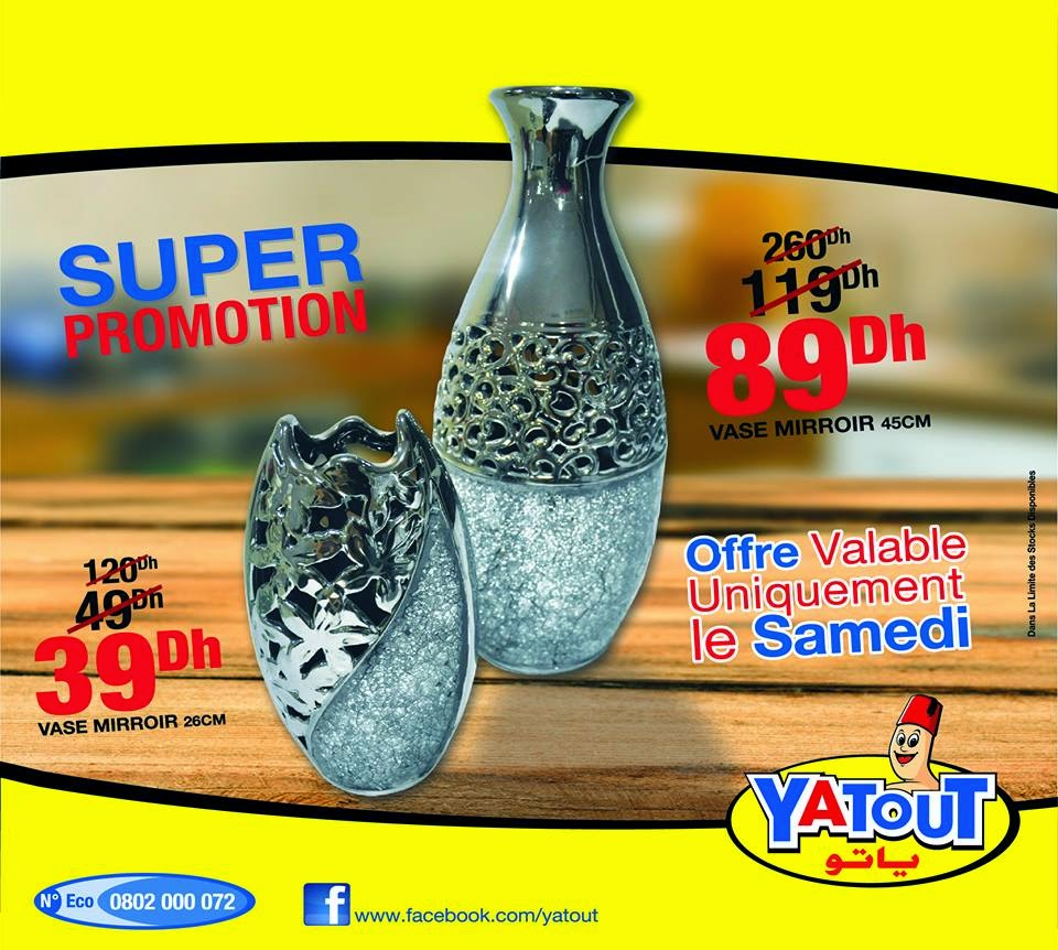 promotion yatout