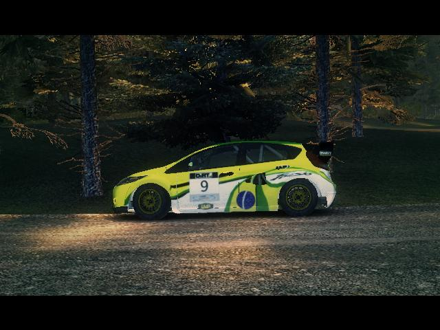 dirt custom liveries dirt 3 brazil world rally team. Black Bedroom Furniture Sets. Home Design Ideas