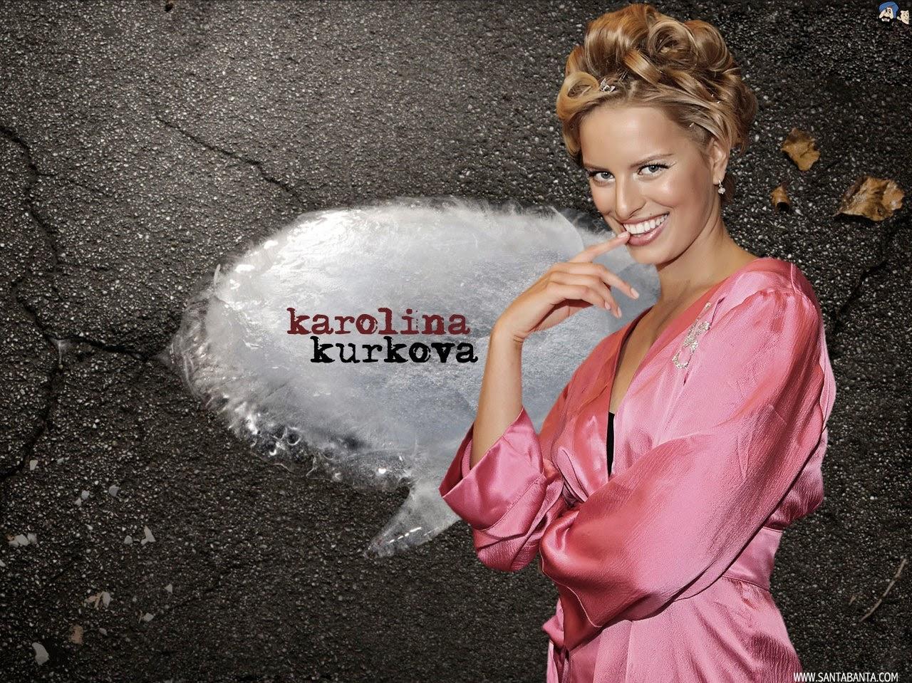 Karolina Kurkova HD Wallpaper