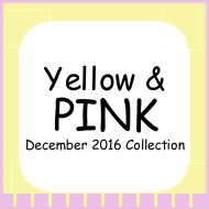 """Yellow and Pink"" Planner Pages"