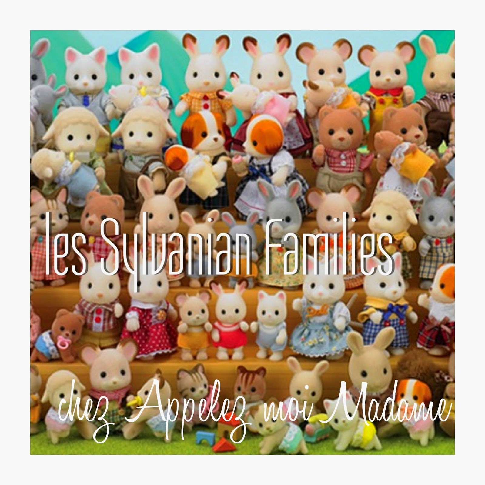 Rdv Sylvanian Families chez Appelez-moi Madame
