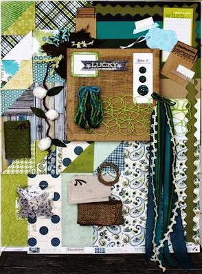 Liz Qualman Designs: March 2012