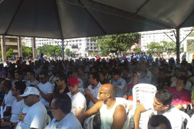 Guardas Municipais de Belo Horizonte (MG) querem se armar, mas recusam treinamento de PMs
