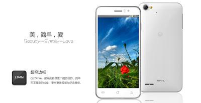 jiayu g4+2 - Jiayu G5: ¿Para qué quieres un iPhone?