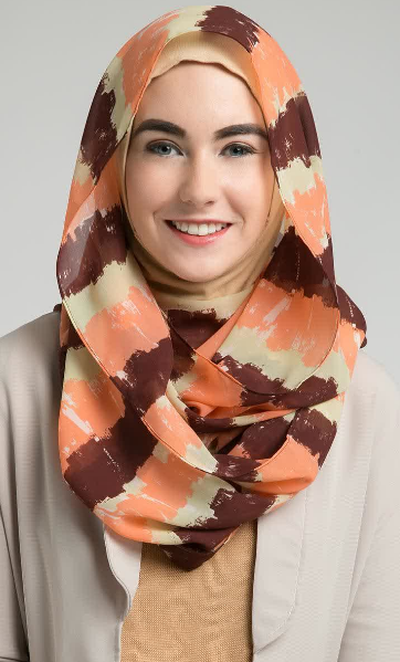 Kumpulan Model Hijab Modern Simple