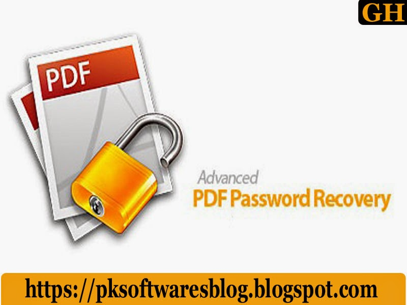 Advanced PDF Password Recovery PRO v5.0 + Serial Key Download