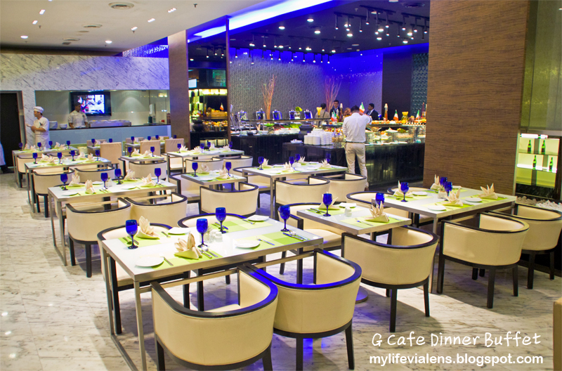 G Cafe Buffet Dinner
