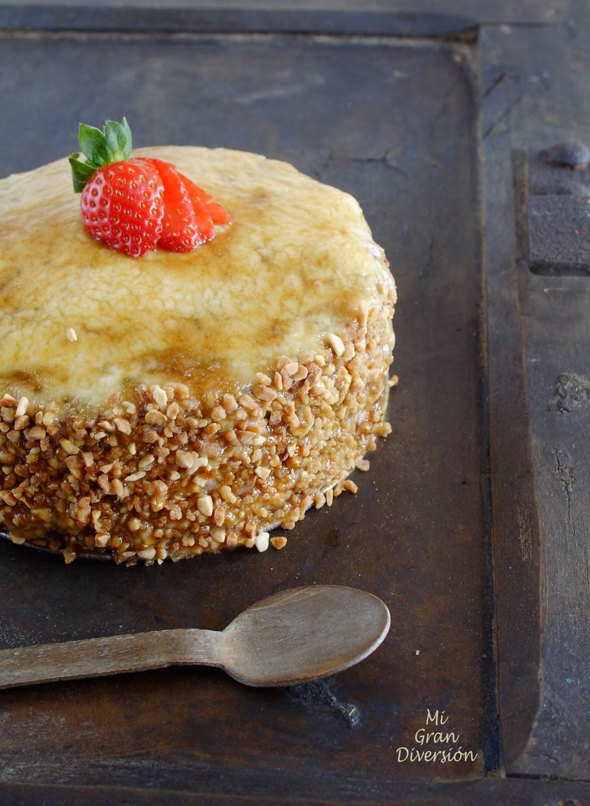 danés tarta de crema