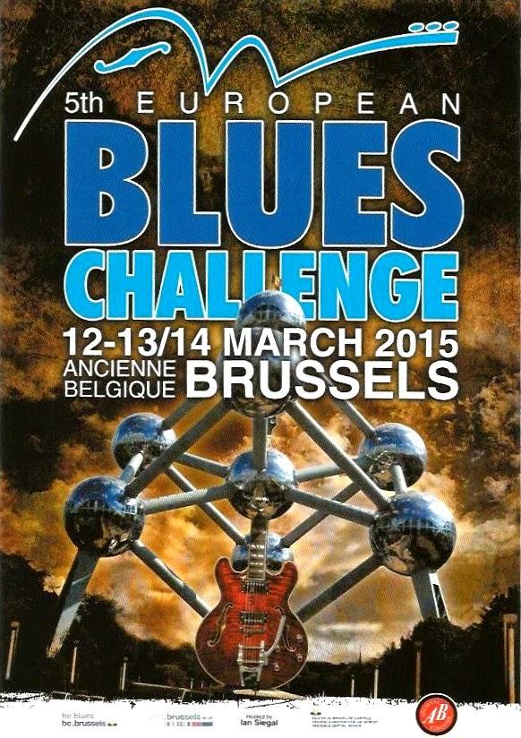 European Blues Challenge