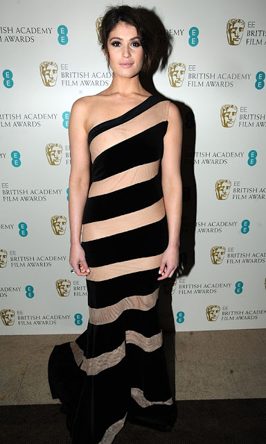 Gemma Arterton BAFTAs 2013 outfit