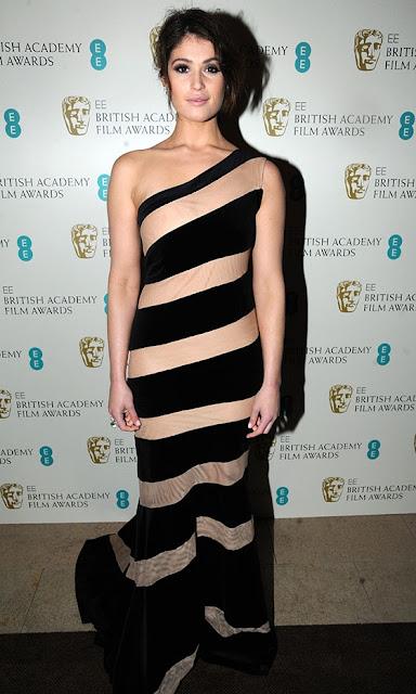 Gemma Arterton BAFTAs 2013 outfit