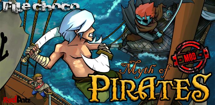 Myth of Pirates APK Mod (dinero y diamantes ilimitados)