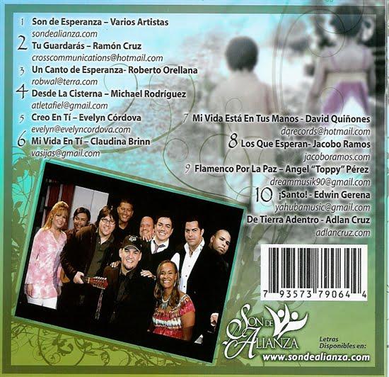 Son De Esperanza Varios Artistas 2010