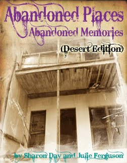 Our urban exploration photography and psychic reading book series