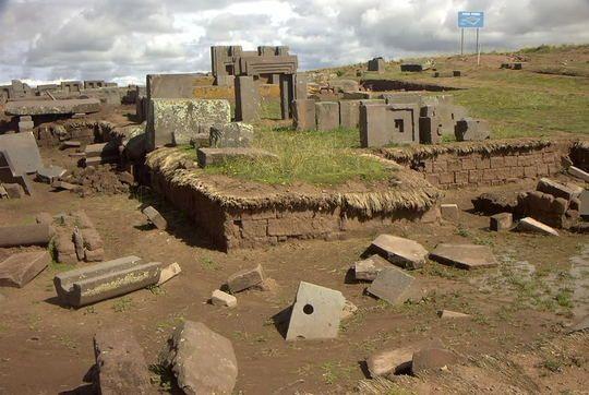 Puma Punku, la Ciudad que NO Construyeron los Humanos