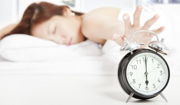 Tidur Lebih Awal, Bangun Lebih Pagi