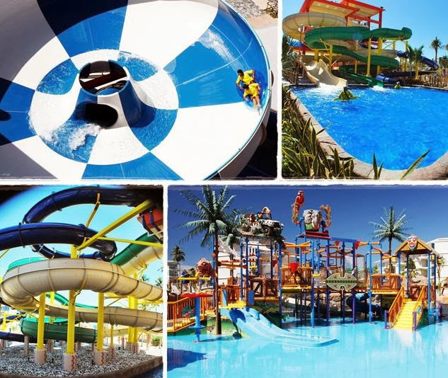 حديقة Splash Jungle