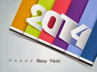 Gambar Ucapan Selamat Tahun Baru 2014 Terbaru