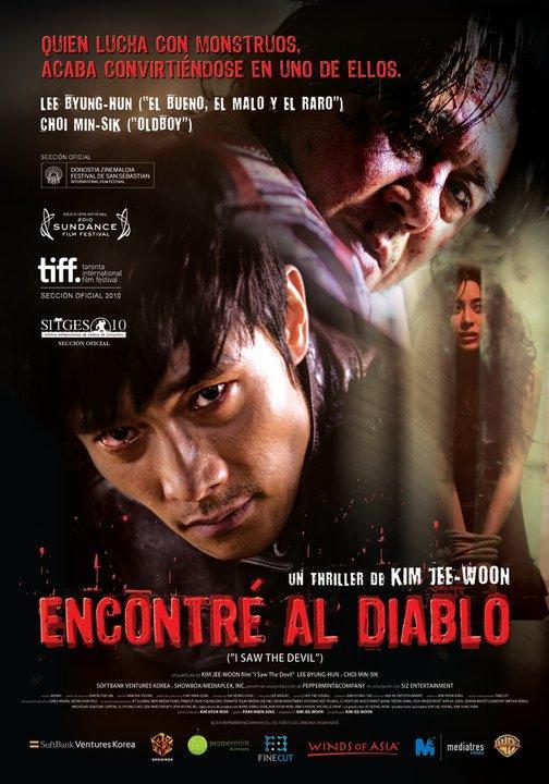 Ver Encontré al Diablo (2011) Online