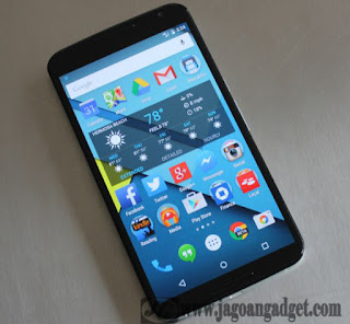 Smartphone tercanggih Google Nexus 6