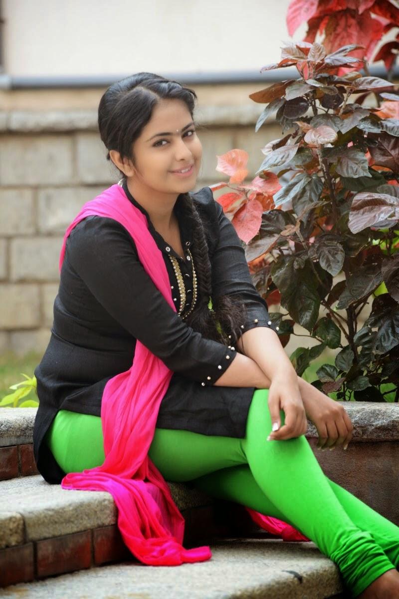 Actress Celebritys Gallery Avika Gor Latest Stills From Lakshmi Raave Maa Intiki Success Meet ...