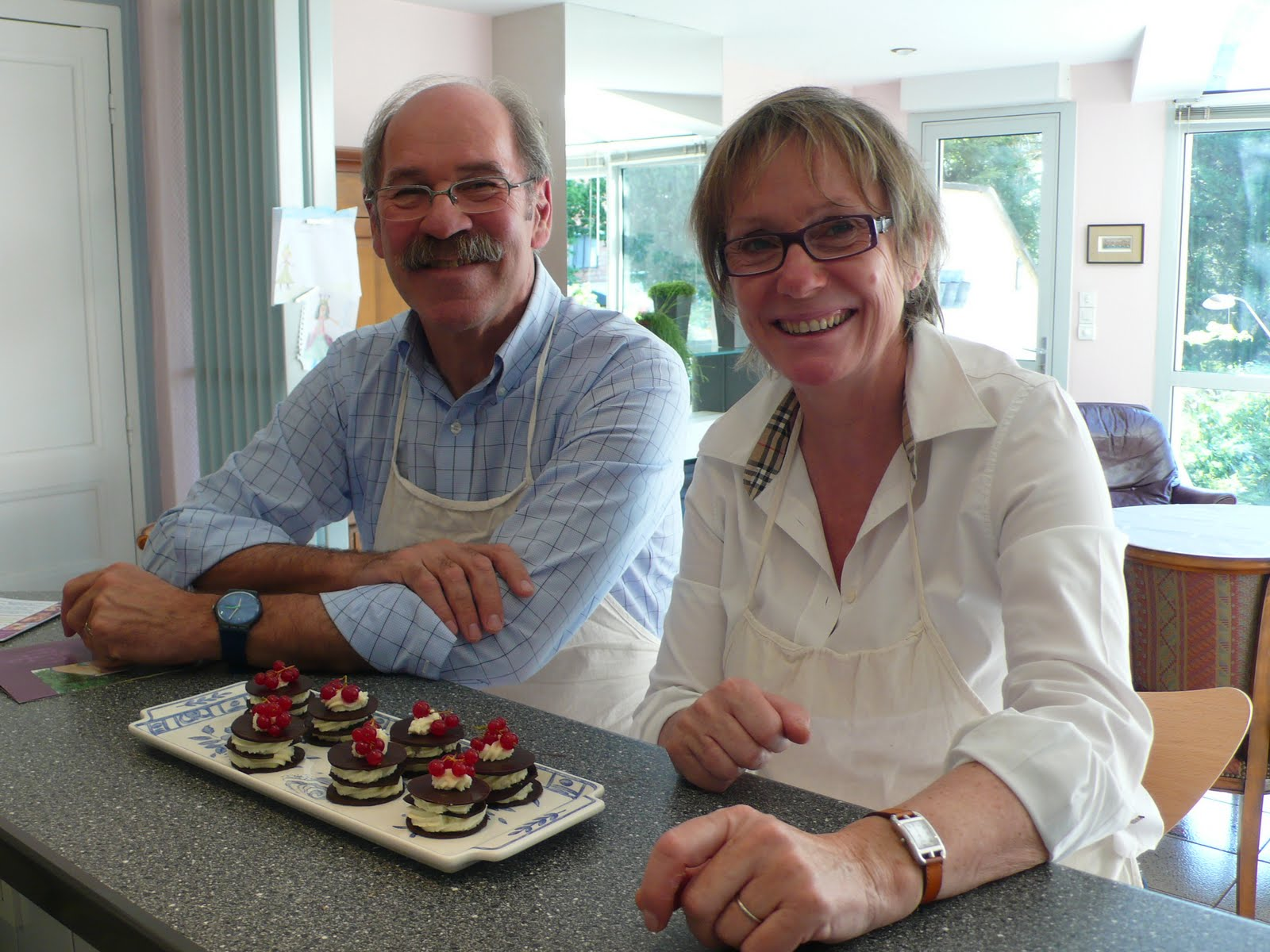 Louise cuisine cadeau d 39 un cours de cuisine domicile - Cours cuisine a domicile ...