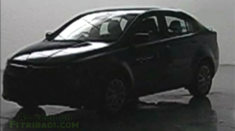video gambar proton p321a tv3