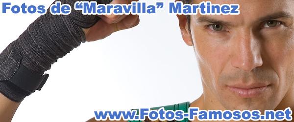 """Fotos de Sergio """"Maravilla"""" Martinez"""