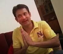 Chinna Sandhippu – TV Serial Actor Deepak 19-10-2013
