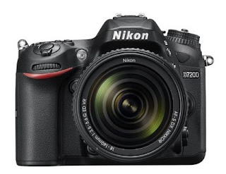Nikon D7200 24.2 MP Digital SLR Camera