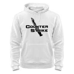 толстовка с логотипом Counter Strike
