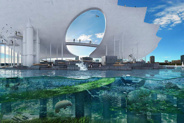 05-St-Petersburg-Pier por Michael-Maltzan-Architecture