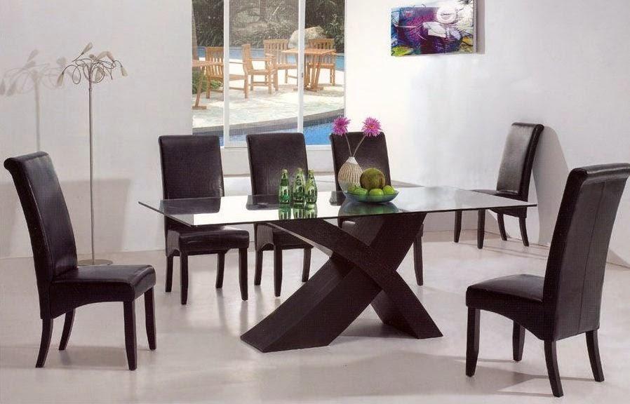 Decoraci n de comedores modernos como decorar el hogar for Decoracion para comedores modernos