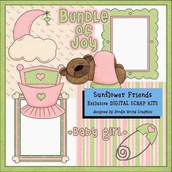 Free Baby Scrapbook Clip Art Kootationspot