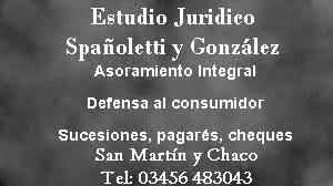 Abogado Juan Spañoletti.