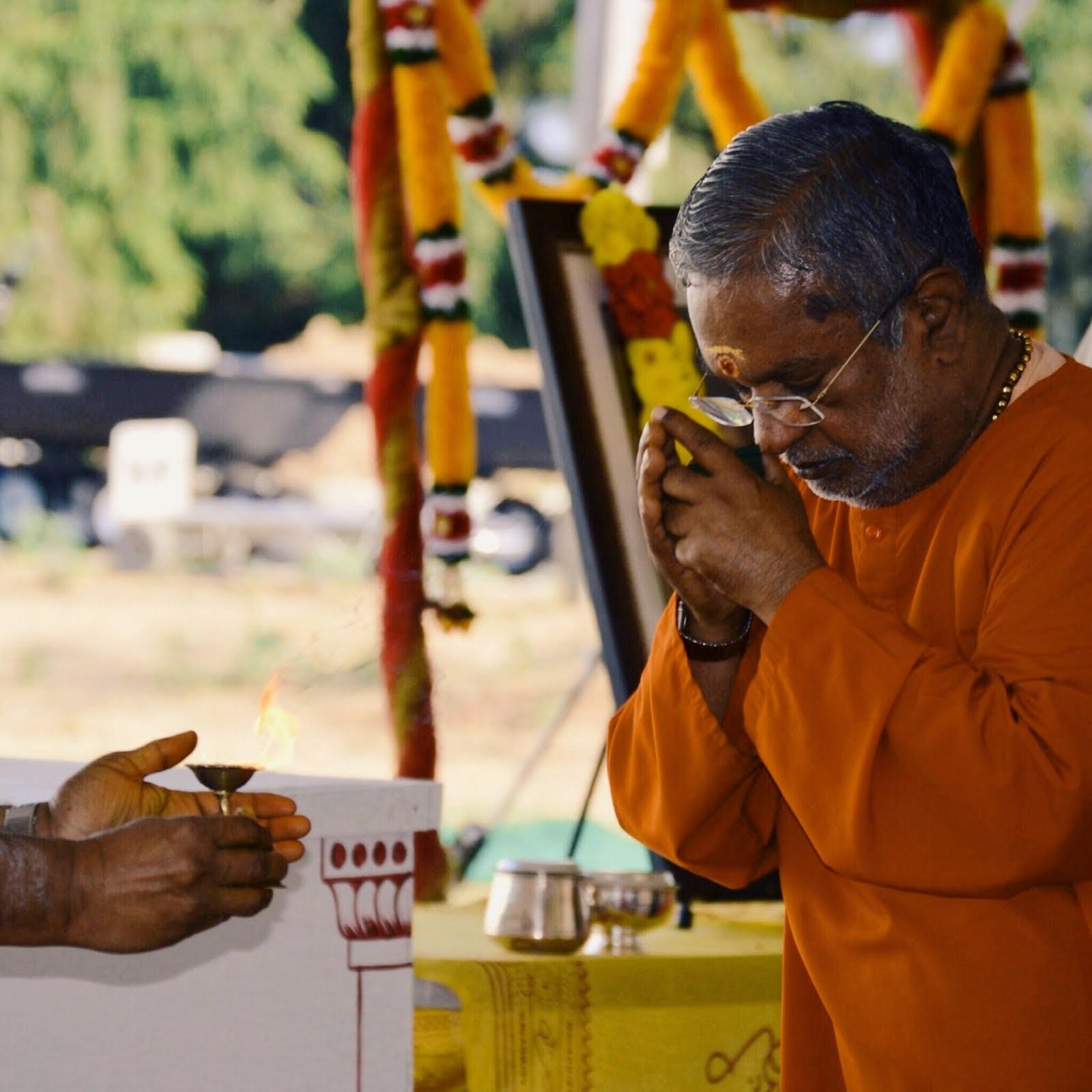 Swami Shantananda ji's Letter