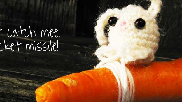 Amigurumi Mini Bunny : Amigurumi pupu helppo ja Ilmainen amigurumi ohje The Sun ...