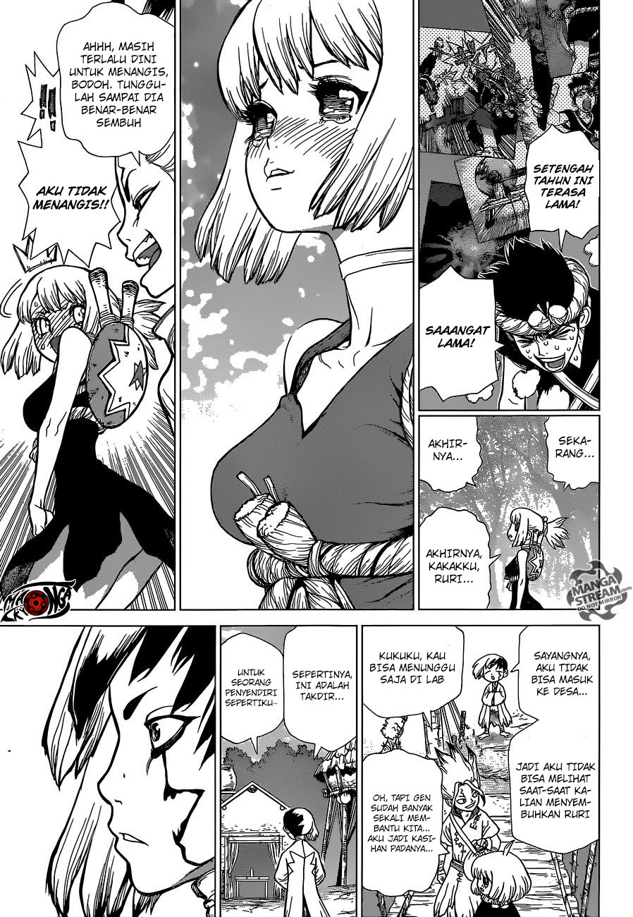 Dr. Stone Chapter 40-18