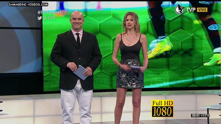 Alina Moine hot legs in full HD video