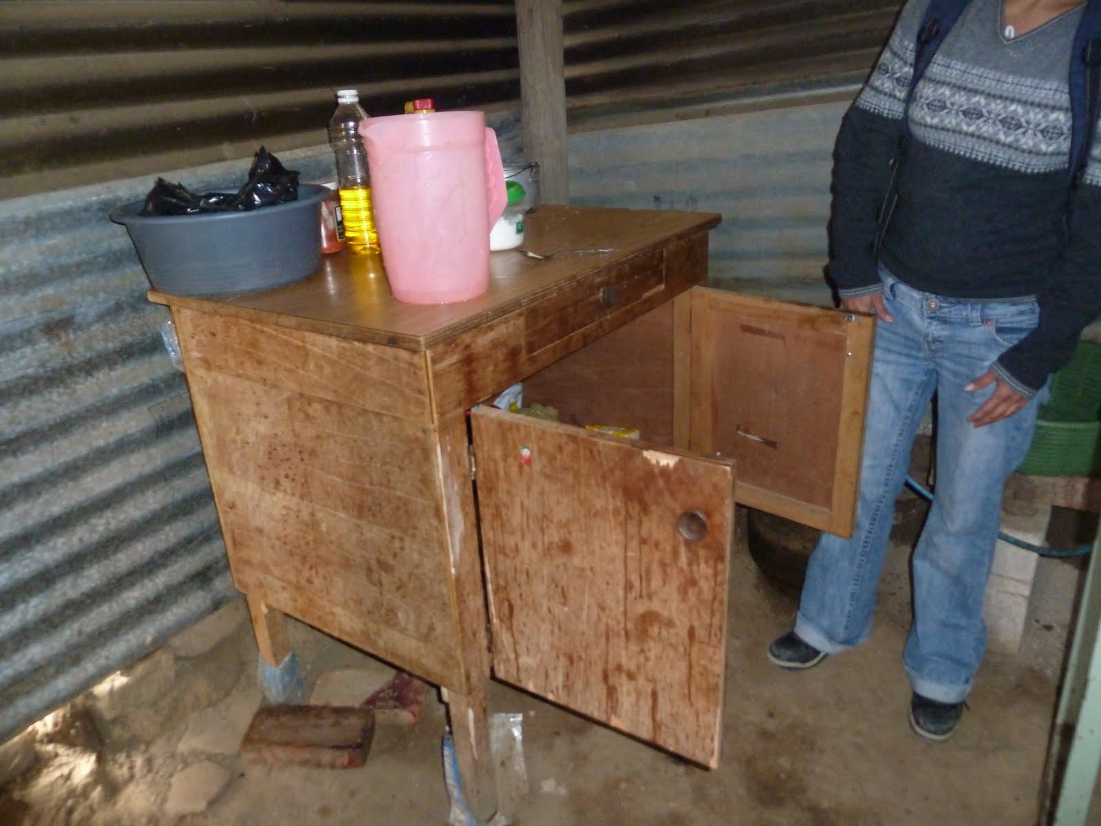 Sudenguatemala visite de la deuxi me garderie de s o s - Dessus de comptoir de cuisine pas cher ...
