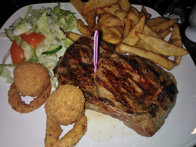 Rib Eye Steak House Bristol