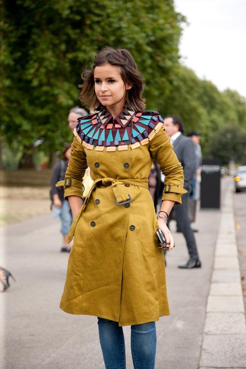 IULICHKA: Miroslava Duma -Russian fashionista