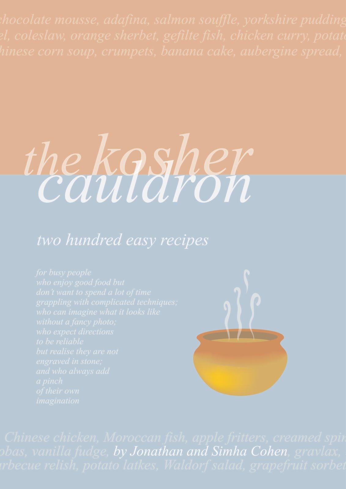 The Kosher Cauldron