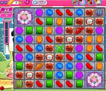 Candy Crush Saga 678