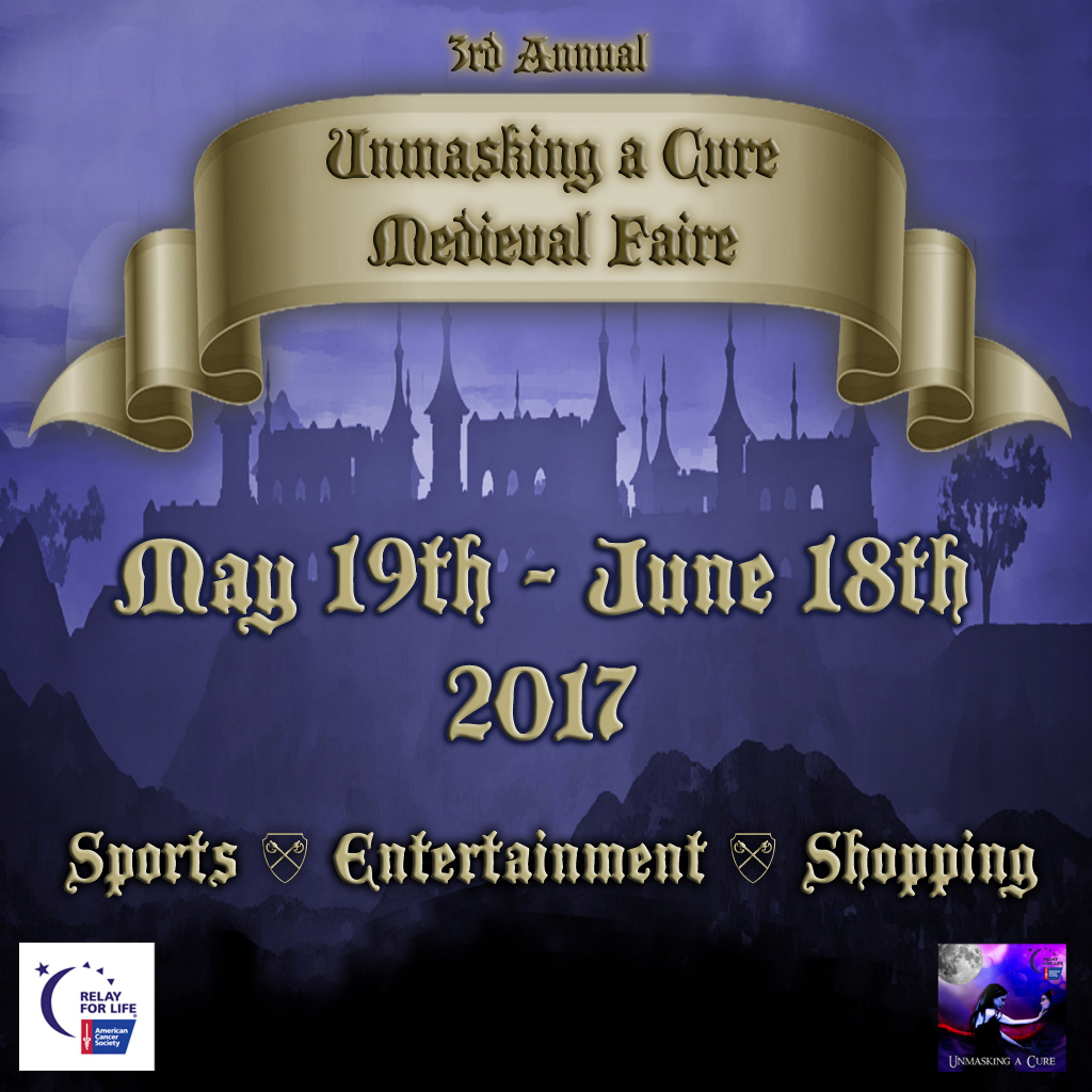 Unmasking A Cure - Third Annual Medieval Faire
