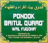 Baitul Qurro' wal Fuqaha'