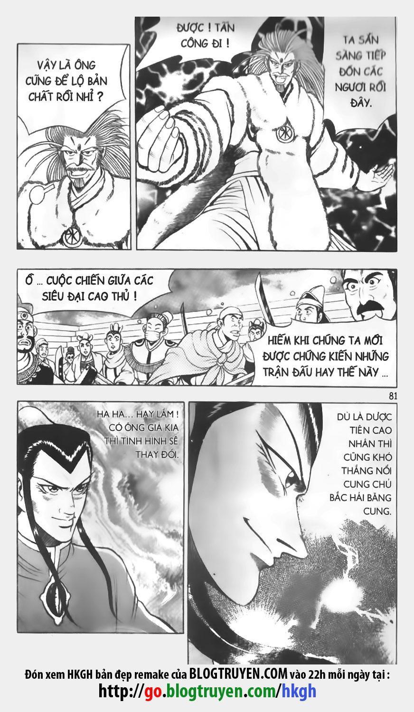 Hiệp Khách Giang Hồ chap 64 page 20 - IZTruyenTranh.com
