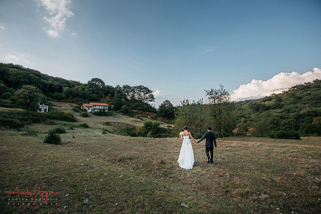 country wedding italy