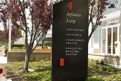 4 Infinite Loop, Auditorium, Conferensce Center